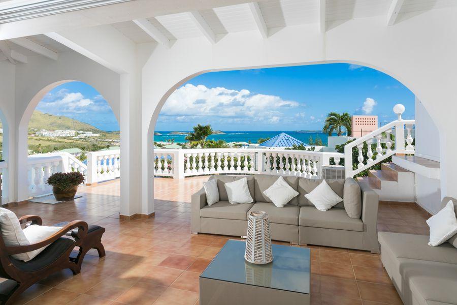 5 bedrooms Villa Orient Bay