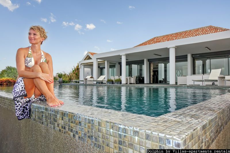 Villa Dolphin 4 Bedrooms A newly constructed luxury estate Saint-Martin